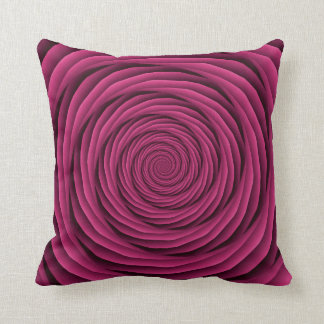 Coiled Cables in Pink Pillows