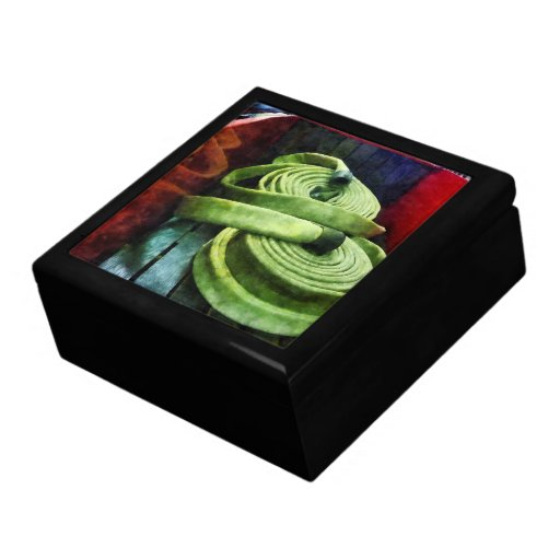 Coiled Fire Hoses Gift Box