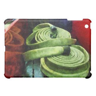 Coiled Fire Hoses iPad Mini Covers