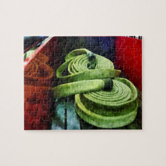 Coiled Fire Hoses Jigsaw Puzzle