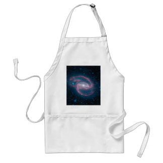 Coiled galaxy adult apron