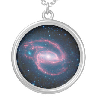 Coiled Galaxy Necklace