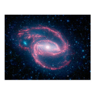 Coiled Galaxy Postcard