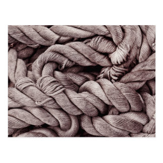 Coiled Mississippi Tether Postcard
