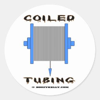 Coiled Tubing,Sicker,Oil Field,Oil,Oilman,Gas Stickers