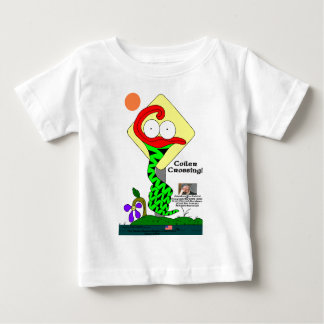 Coiler Crossing! With Catalina Shyles the Coiler Baby T-Shirt