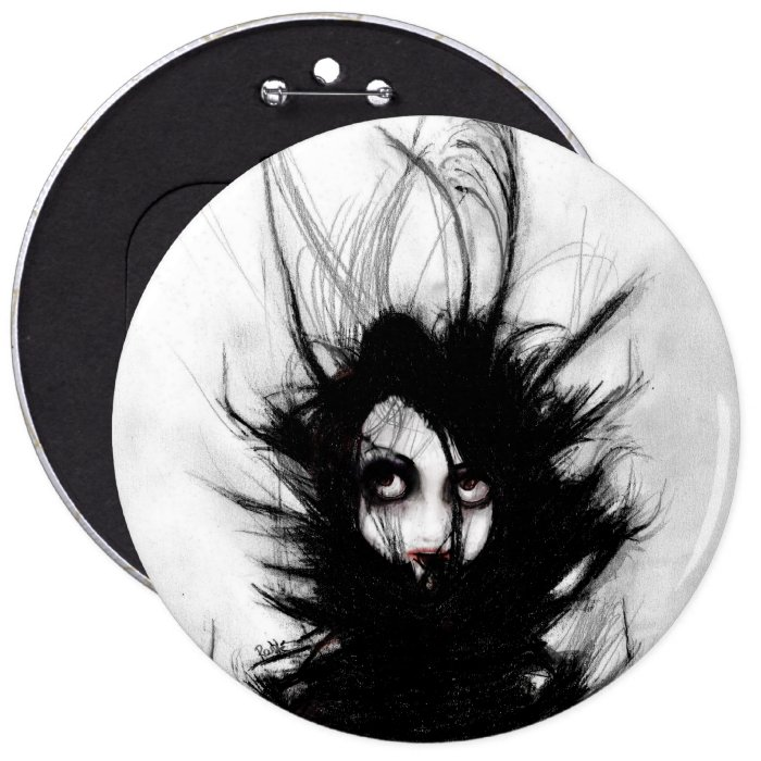 Coiling and Wrestling. Dreaming of You Button