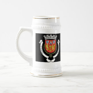 Coimbra Portugal Beer Stein