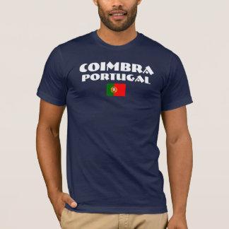 Coimbra Portugal Custom Tee Shirt