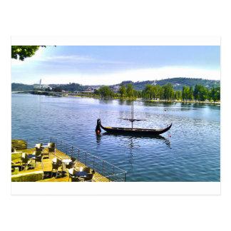 Coimbra Sail Postcard