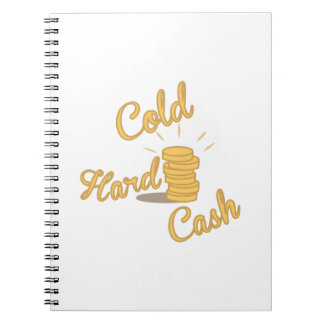 Coin Cash Notebook