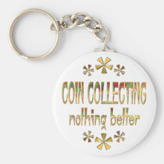 COIN COLLECTING KEY CHAINS