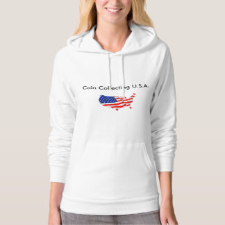 Coin Collecting U.S.A. Women's Pullover