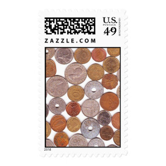 Coin Collection Postage Stamps