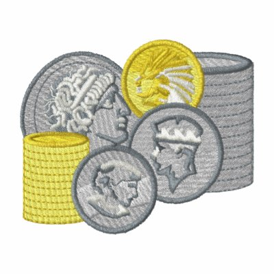 Coin Collector Logo Hoodie
