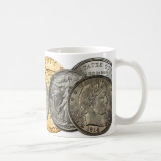 Coin Collector Mug