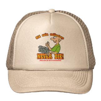 Coin Collectors Trucker Hat