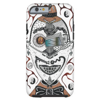 Coin Face Tough iPhone 6 Case