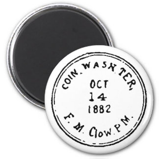 Coin Ghostmark Magnets