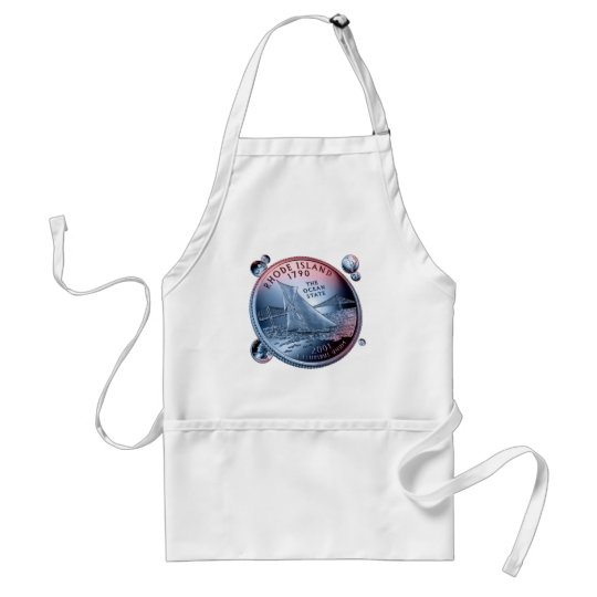 coin - handful adult apron
