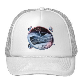 coin - handful trucker hat
