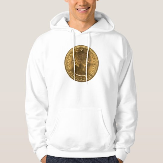 Coin Hoodie Template