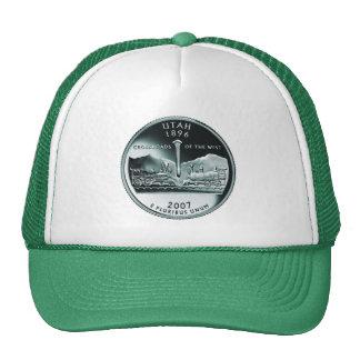 coin - image trucker hat