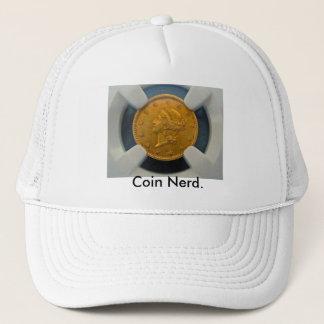 Coin Nerd Hat