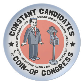 Coin-Op Congress Plate