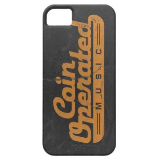 Coin Operated Music iPhone 5 Case