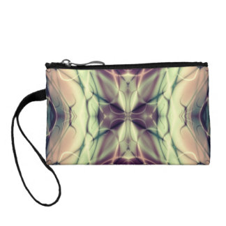 Coin purse. Abstract composition. Coin Purse