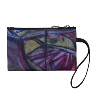 Coin Purse Clutch ~ Design by ValAries