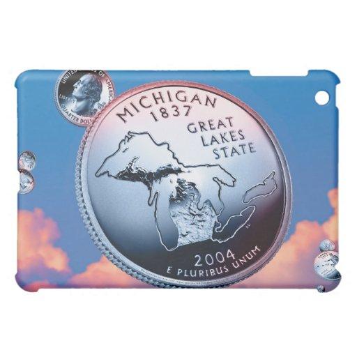 coin - sky iPad mini case
