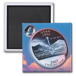coin - sky magnet