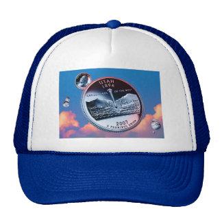 coin - sky trucker hat