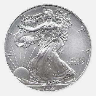 Coin Sticker