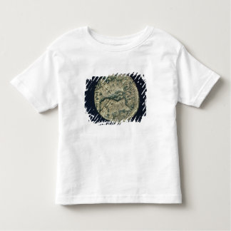 Coin with heads of Julius Caesar  and Augustus Toddler T-shirt