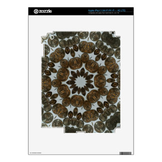 Coins 2015 decal for iPad 3