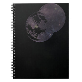 Coins and Constellations Notebook