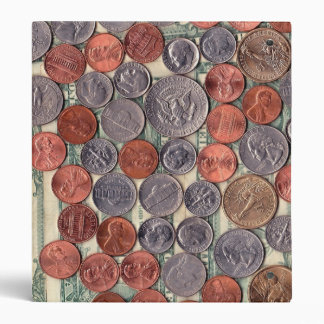 Coins and Currency Binder