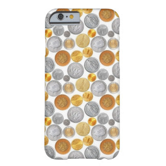 Coins Barely There iPhone 6 Case