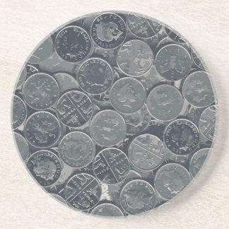 Coins Coaster