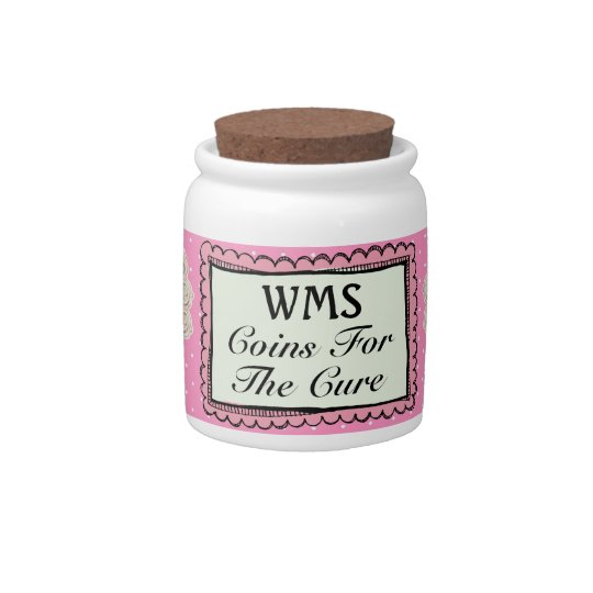 Coins for the Cure - SRF Candy Jars