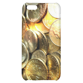 Coins  iPhone 4 Case