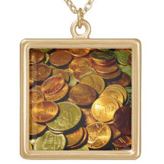 Coins Pendant