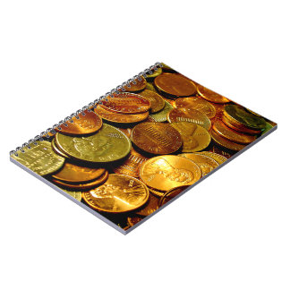 Coins Notebook