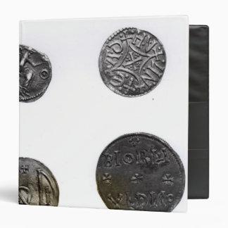 Coins of Cunobelinus or Cymbeline ,King of Mercia Binder