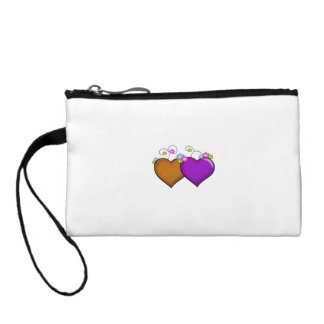 Coins of Hearts Coin Wallet
