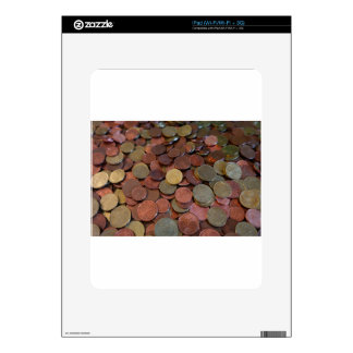coins skins for the iPad