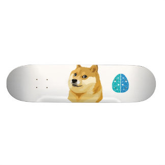 CoIntellect Doge Official Skateboard